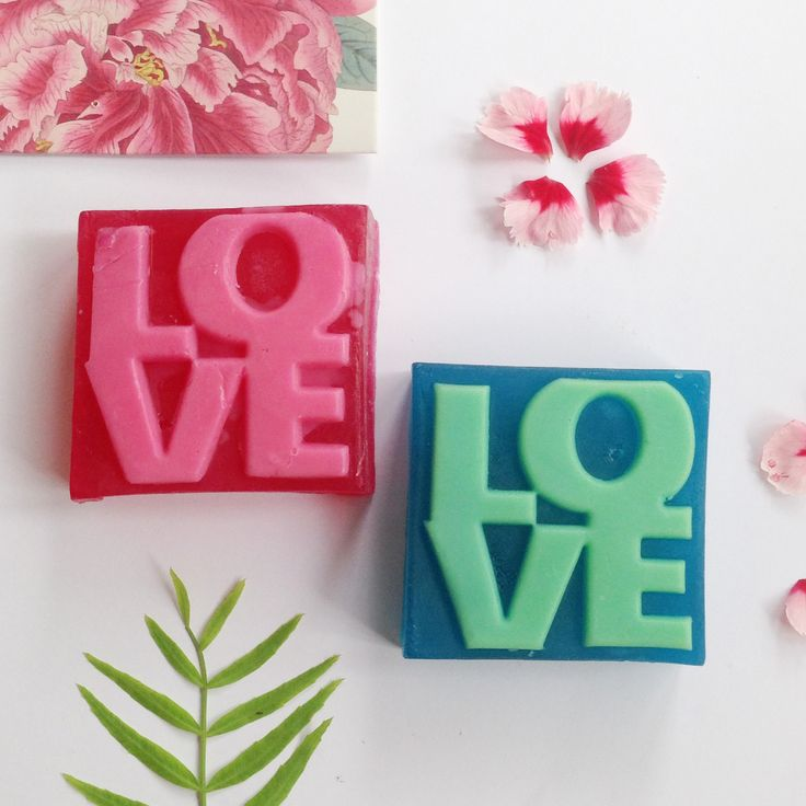 LOVE Soaps. Hand made in New Zealand from all natural ingredients. www.rosaliving.co.nz www.rosaliving.com.au