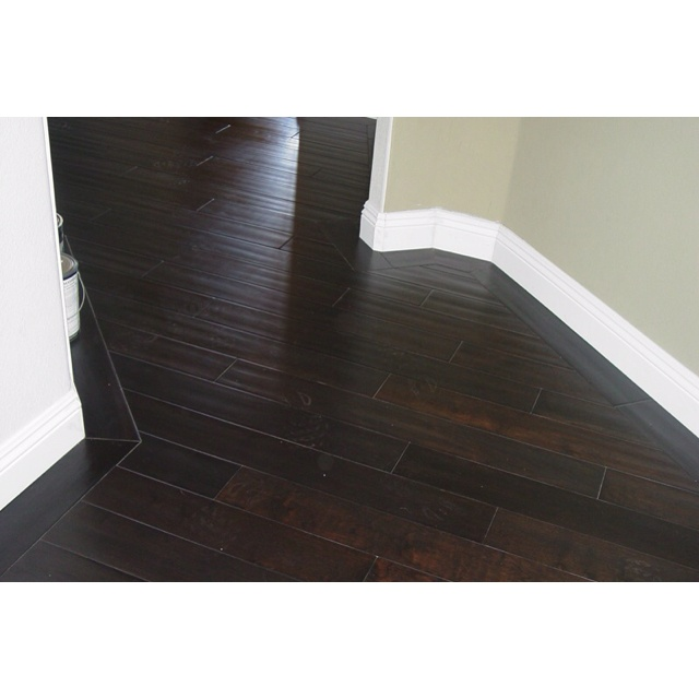 Dark wood flooring putting this through my 2100 sqft house besides ceramic  tile in the bathrooms - 27 Best Floors Images On Pinterest