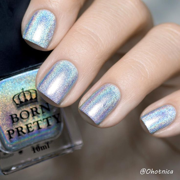 Diy Nail Ideas Doc Martens Nail Art And More Of Our: BORN PRETTY Holographic Glitter Nail Polish Design Review
