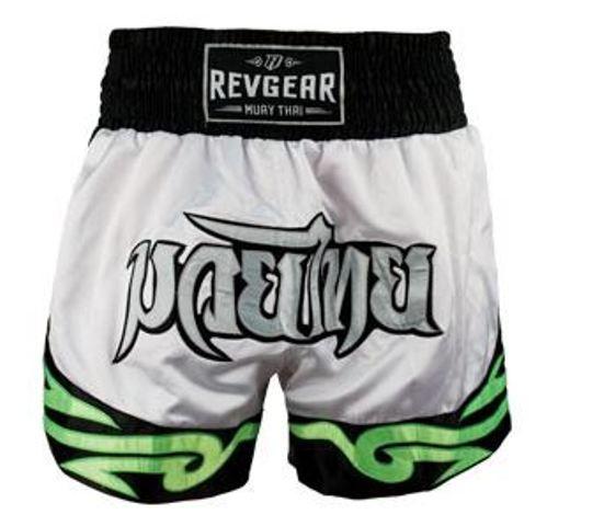Kids Thai MMA shorts from Revgear