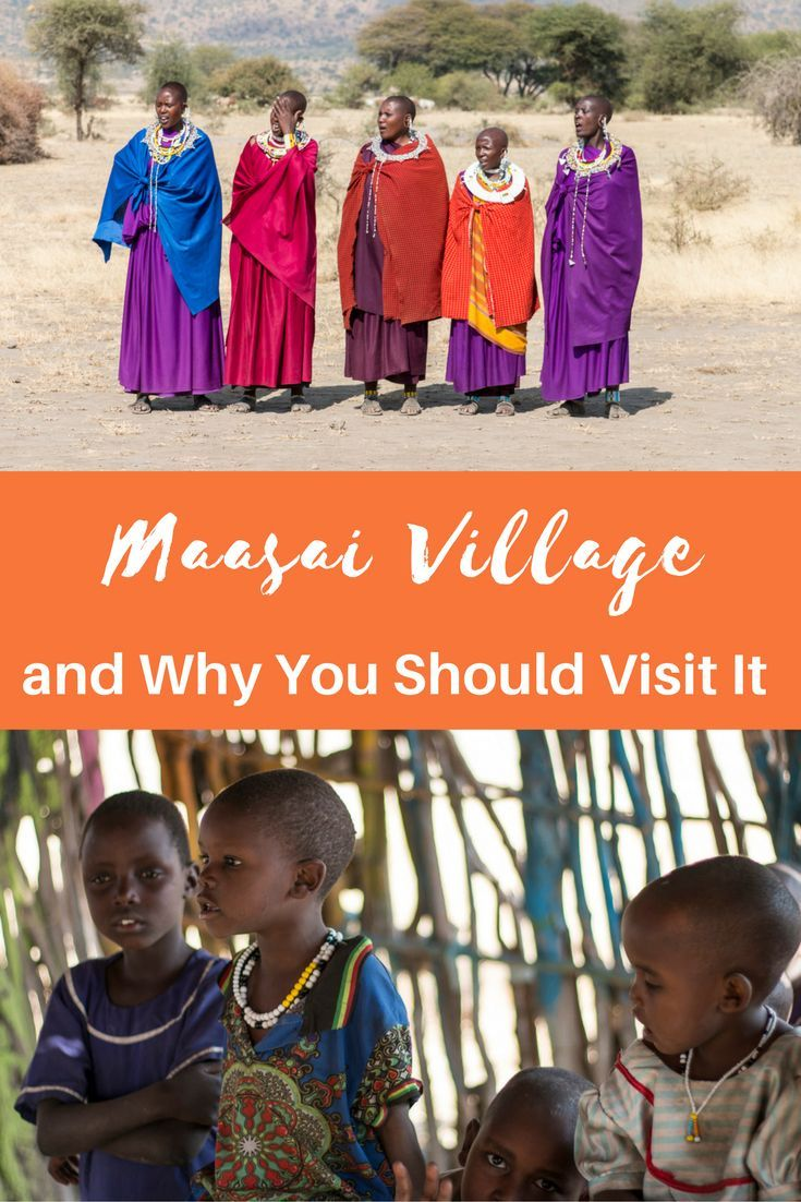 Meeting with the Maasai and visit their village is powerful experience. We have great admiration for people who live in harmony with nature.
