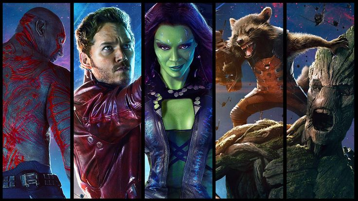 Guardians of the Galaxy (2014) 29