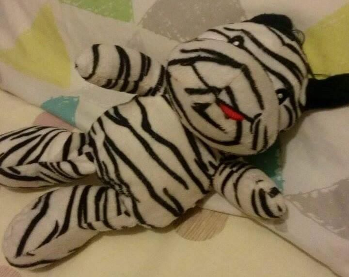 Lost on 04 Jul. 2016 @ Southampton Airport Parkway Station, SO18 2HW, UK. Much loved little 20cm tall zebra toy lost whilst getting off a coach at Southampton Airport Parkway station believed to have fallen on the ground around the station. Reward offered for anyone who ... Visit: https://whiteboomerang.com/lostteddy/msg/47483p (Posted by Susanna on 12 Jul. 2016)