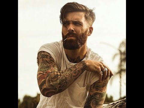Billedresultat for men hair beard style 2017