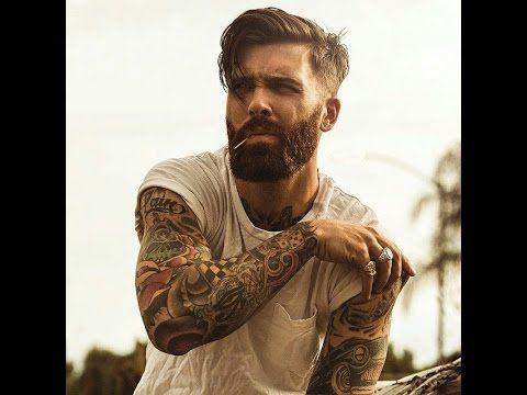 Billedresultat for men hair beard style 2017