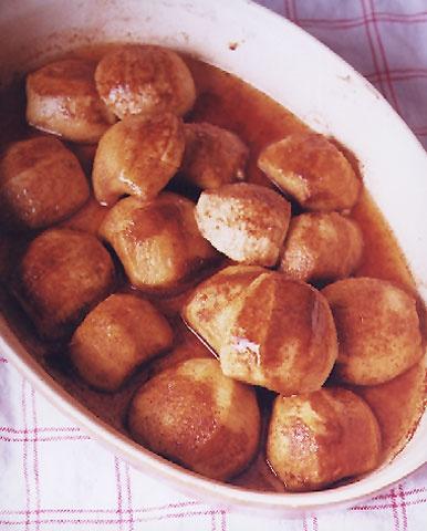 Baked Apples (Sweden)