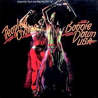 PEOPLE'S CHOICE 「BOOGIE DOWN U.S.A.」