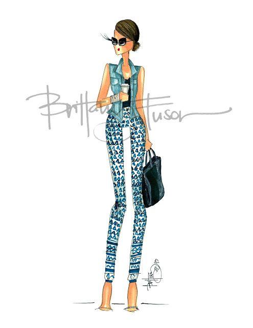 Brittany Fuson: Blue Jean Baby