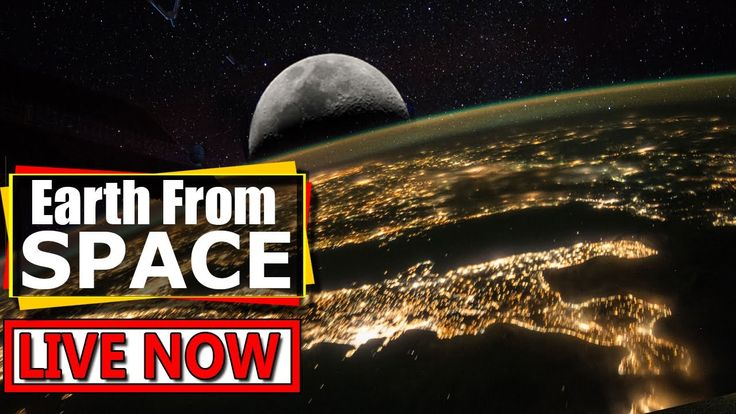 Nasa live stream : Earth From Space Live 🌎 Feed From ISS Debunks Flat Earth