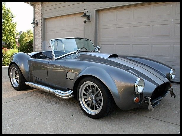 2013 Mustang For Sale >> 1965 Shelby Cobra Replica Roadster for sale by Mecum ...