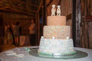 Pink Book Cakes | Decadence By Design - Cape Town Wedding Cakes - Pink Book