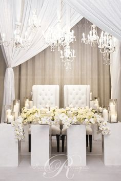 Head Tables - Wedding Decor Toronto Rachel A. Clingen Wedding & Event Design