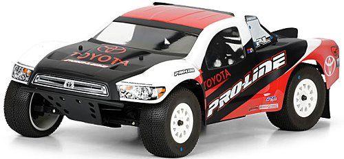 Pro-Line Racing 336400 Toyota Tundra Clear Body for Slash, Slash 4 x 4, SC10, XX-SCT