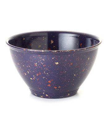 Purple Scraps Bowl