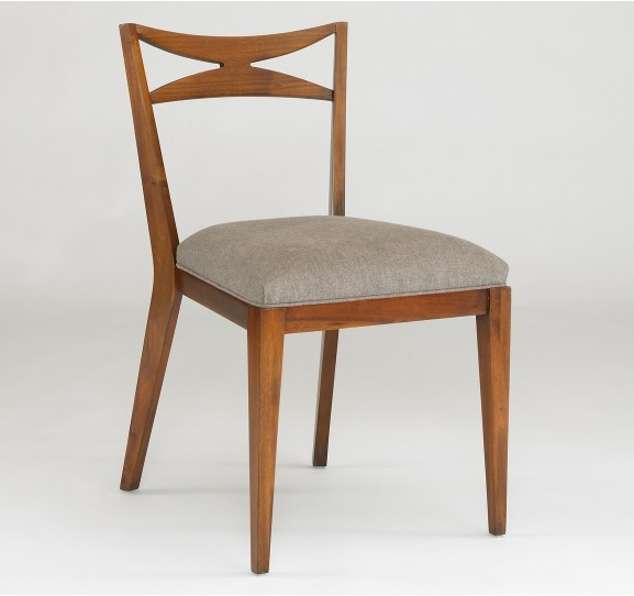 Dwell Studio SELMA UPHOLSTERED SIDE CHAIR $690