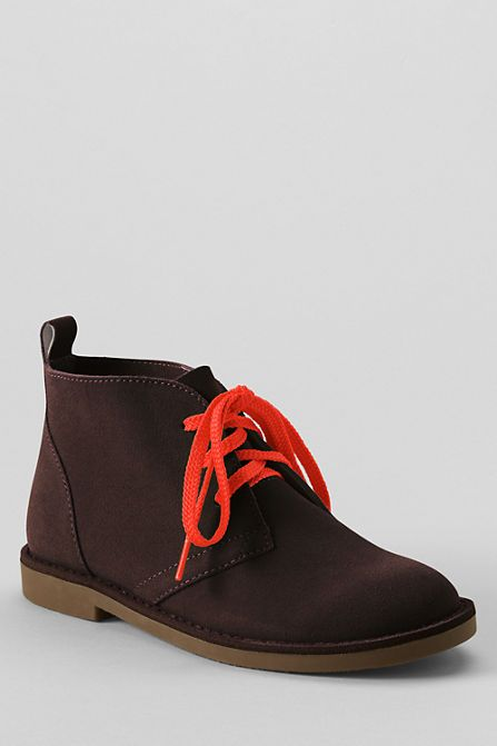 Youth Chukka Boots | Youth, School Uniforms and Land's End