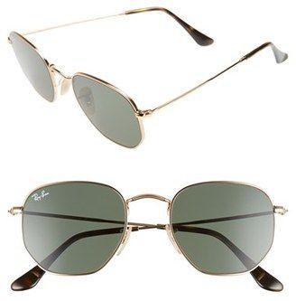 Ray-Ban 51mm Oval Aviator Sunglasses #sunglasses #womens #summer