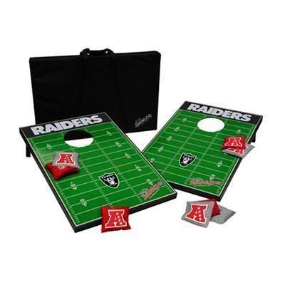 Wild Sports - Tailgate Toss NFL Oak Raiders
