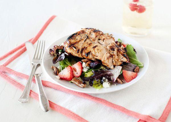 salad 6 seed salad dressing baked dressing recipe recipes bon daily ...