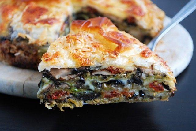 Pizza Taart