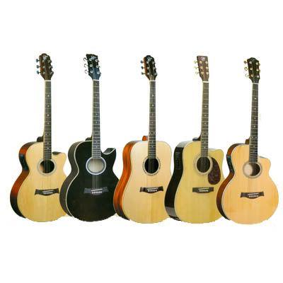 Various Acoustic Guitar Buy Online