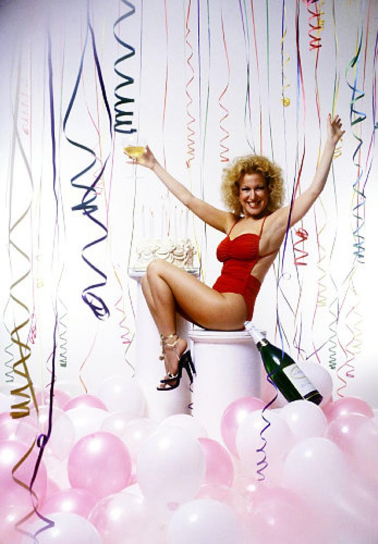 Image result for bette midler happy birthday