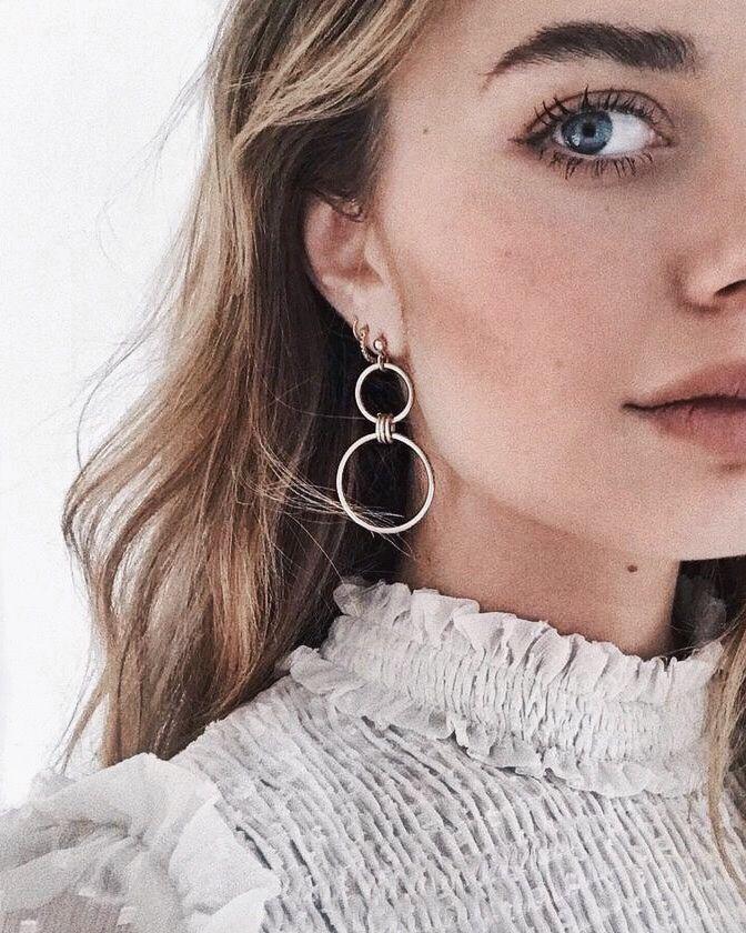 Pinterest Chandlerjocleve Instagram Chandlercleveland: 25+ Best Ideas About Hoop Earrings On Pinterest