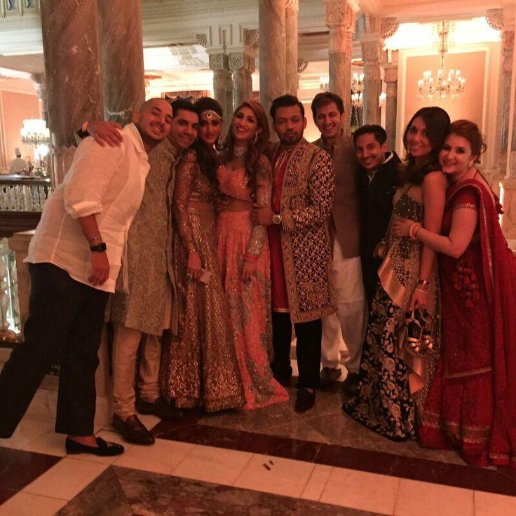 Taher Suterwalla at a wedding