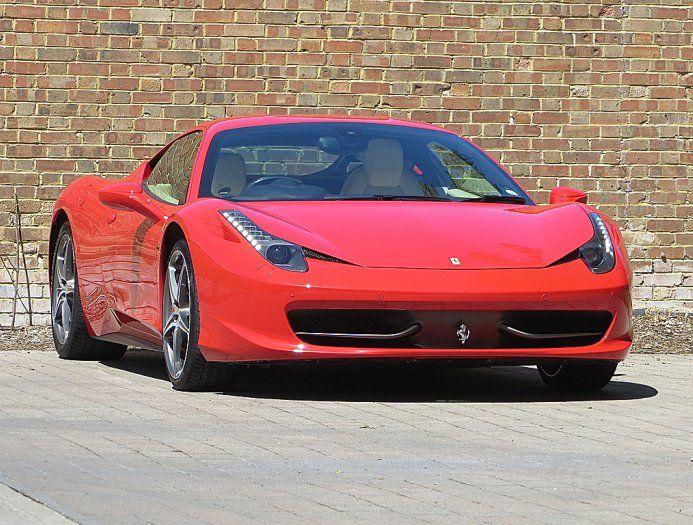 Exotic Ferraris For Sale Europe 117