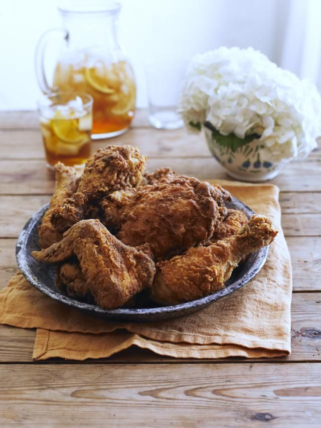 The secret recipe for KFC fried chicken has never been revealed, but just like the real thing, this recipe contains 11 herbs and spices