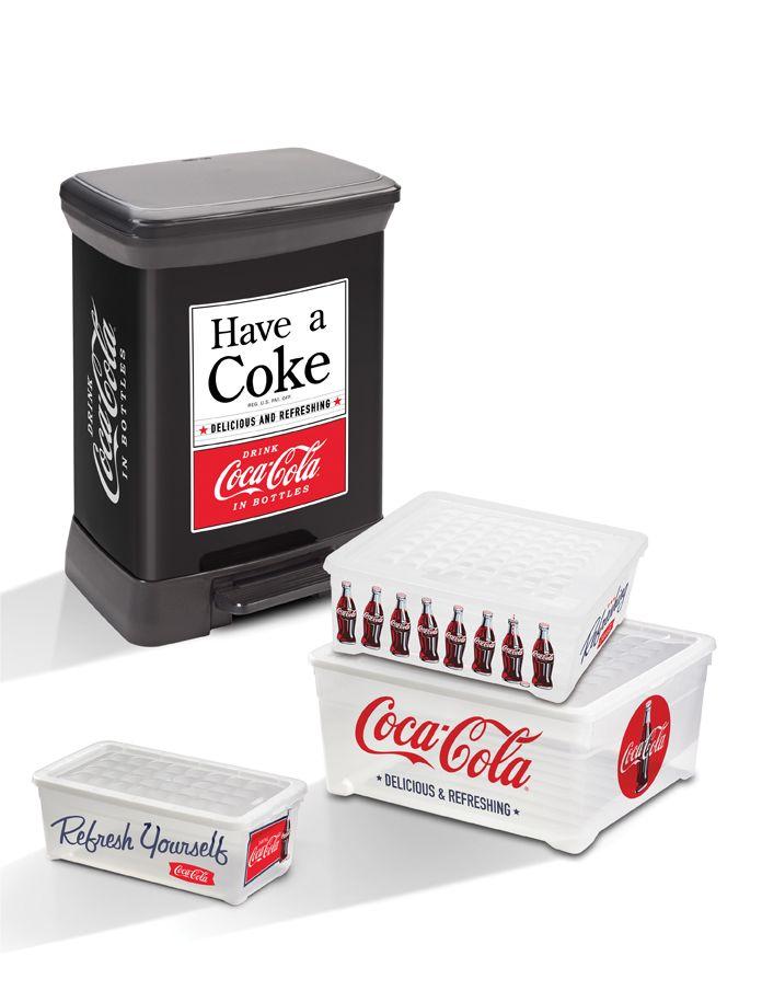 #CocaCola #Curver #Storage