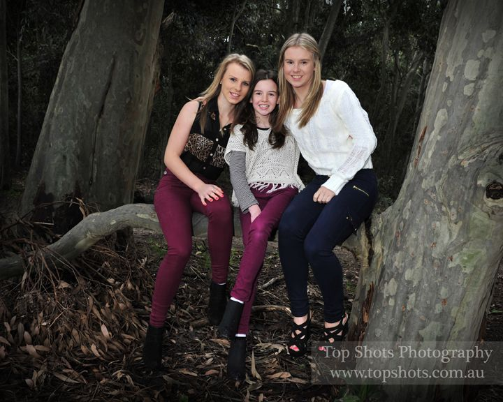 Sweet Family Enjoying Holidays in Melbourne.. Photo shot by TopShot www.topshots.com.au