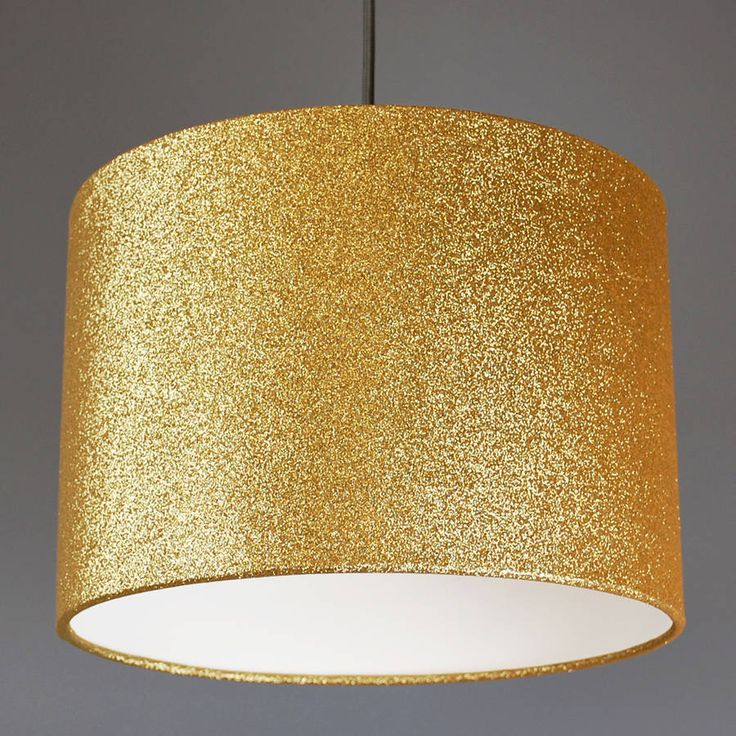 Glitter Lampshade Choice Of Colours