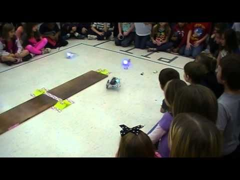 ▶ Sphero Chariot Challenge - YouTube