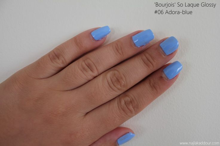Bourjois Nail Lacquer