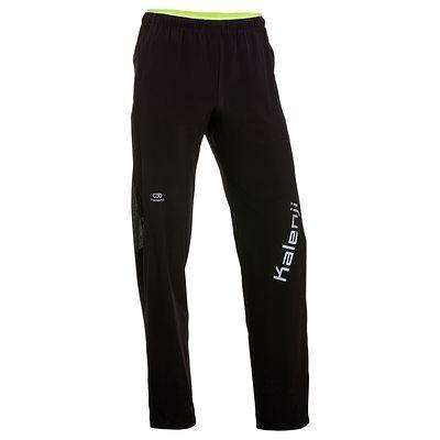 Abbigliamento running Running, Trail, Atletica - Pantaloni running uomo KIPRUN neri KALENJI - Abbigliamento running