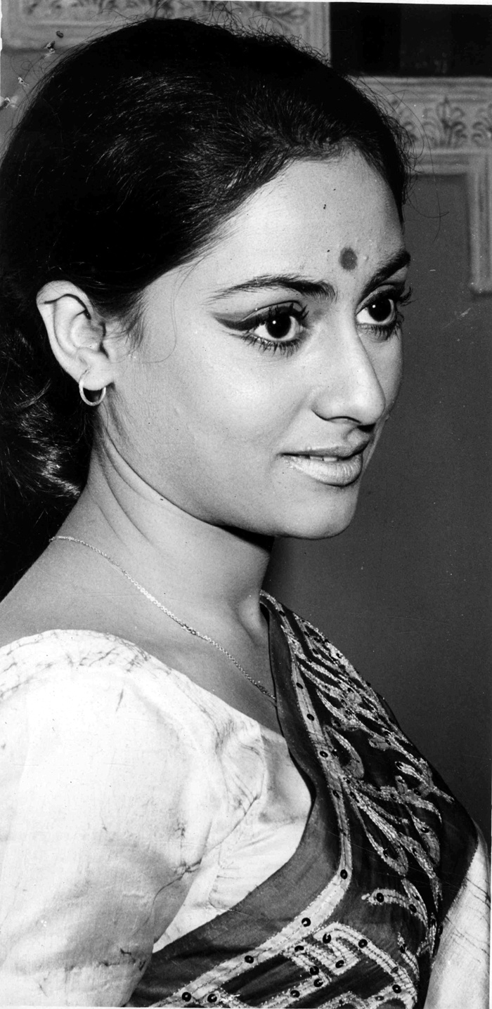 Jaya Bachchan was born to Indira and journalist Taroon Kumar Bhaduri in Jabalpur. She did her schooling from St. Josephs Convent school, Bhopal and is an alumni of the Film and Television Institute of India, Pune.
