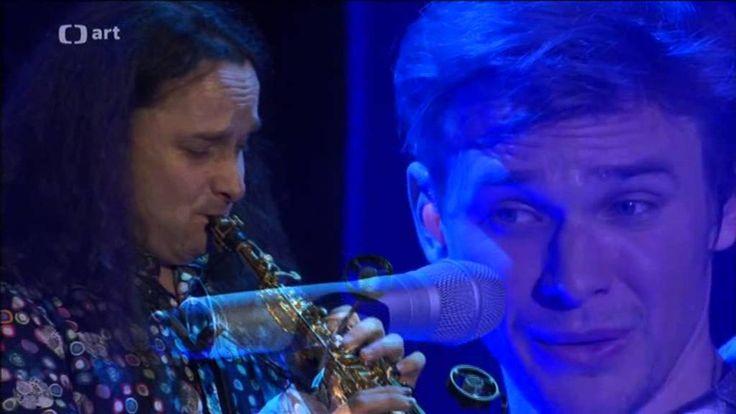 Vojtěch Dyk, Kurt Elling a B Side Band
