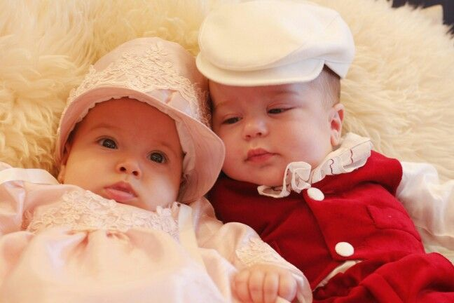 Two wonderful kids