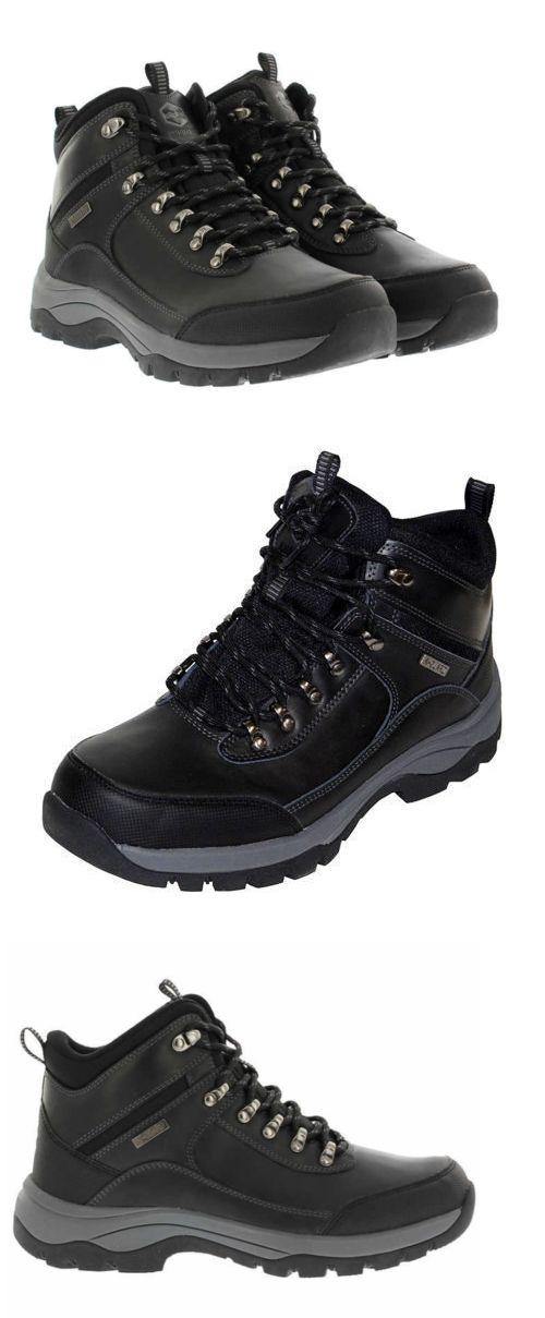 304ebd388d0 Mens Shoes 45054: Khombu Men'S Ravine Waterproof Leather Hiking ...