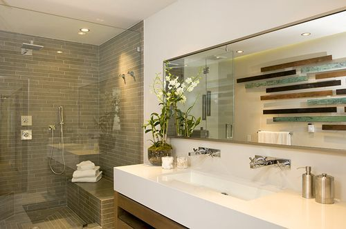 Modern Master Bathroom Designs: 17 Best Images About Modern Master Bath On Pinterest
