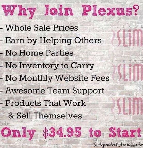 SMARTEST DECISION IVE EVER MADE! I love Plexus and the financial freedom it's given me :) http://shopmyplexus.com/canadabound/