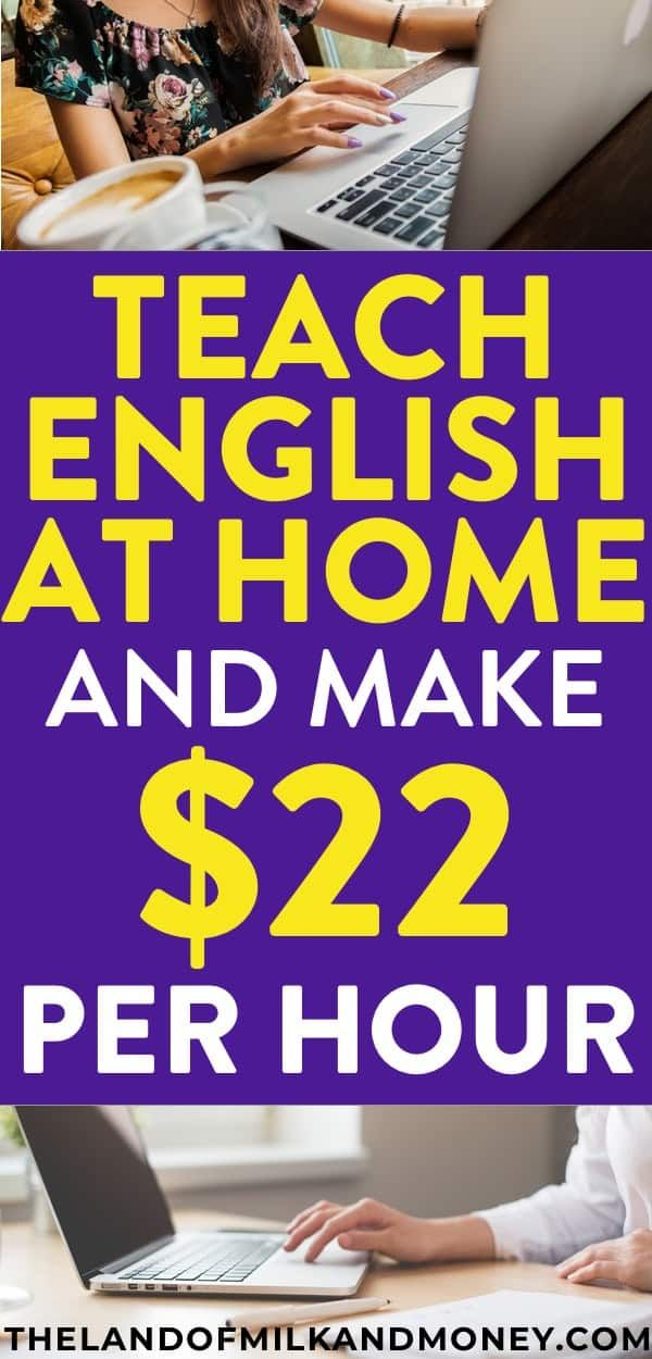 How To Get Paid To Teach English Online From Home – Because I'm poor