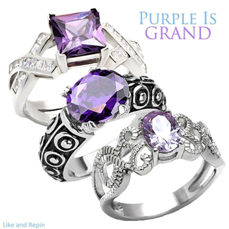Purple Is Grand. Agree? #BuyBlueSteel