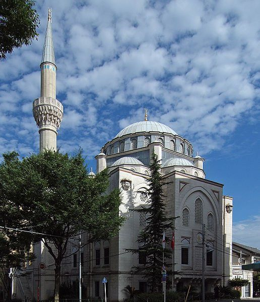 Tokyo Mosque - Oyamacho  Shibuya, Tokyo, Japan