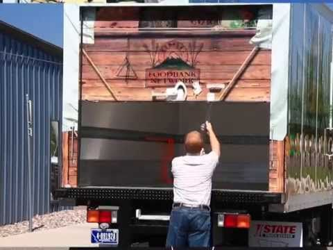 VIDEO: Montana Food Bank Network launches new mobile food pantry. Dennis Bragg @ KPAX #ChuckWagon