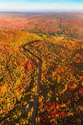 Fall getaway to Michigan's Keweenaw Peninsula: http://www.midwestliving.com/travel/michigan/upper-peninsula/legends-of-the-fall-autumn-getaway-to-michigans-keweenaw-peninsula/
