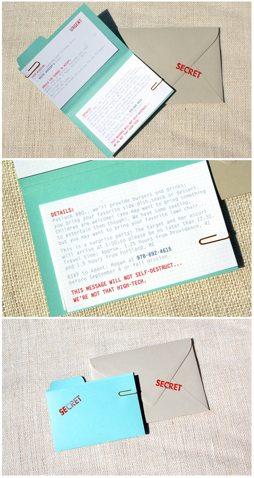 18 best Surprise party ideas images on Pinterest | Invites ...
