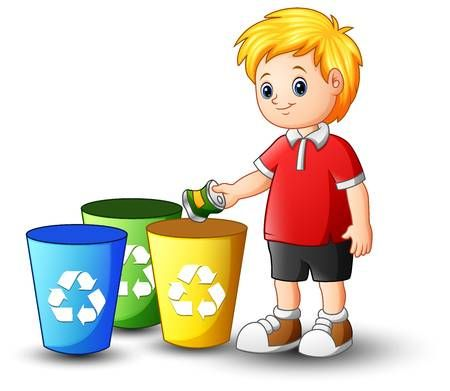 Image result for PUT THE WASTE IN DUSTBIN | Recycling for ...