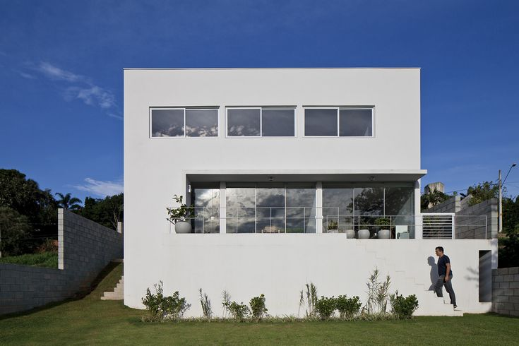 Galeria de Residência na Reserva do Moinho / PA3 Arquitetura - 3